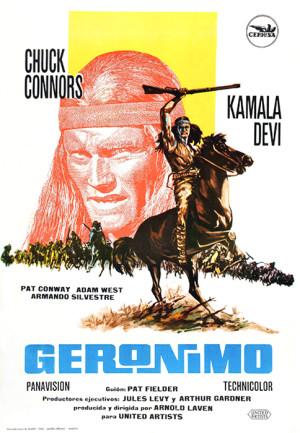 Gerónimo (1962)