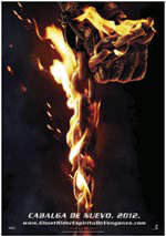 Ghost Rider: Espíritu de venganza (2012)