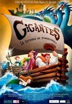 Gigantes, la leyenda de Tombatossals (2013)