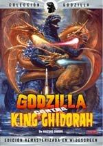 Godzilla contra Ghidorah (1964)
