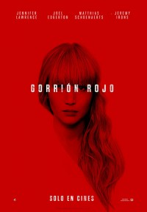 Gorrión rojo (2018)