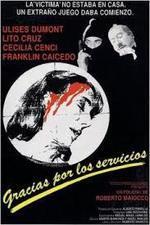 Gracias por los servicios (1988)