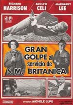 Gran golpe al servicio de su Majestad británica (1966)