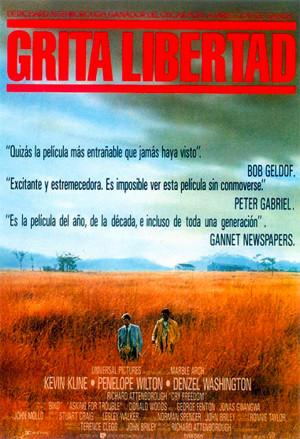 Grita libertad (1987)