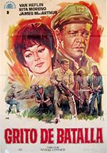 Grito de batalla (1963)