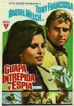 Guapa, intrépida y espía