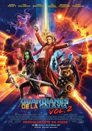 Guardianes de la galaxia, Vol. 2