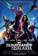 Guardianes de la galaxia (2014)