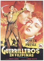 Guerrilleros en Filipinas (1950)