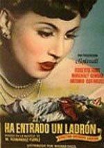 Ha entrado un ladrón (1950)