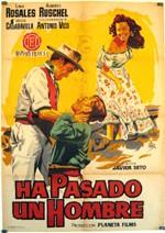 Ha pasado un hombre (1955)
