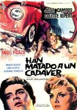 Han matado a un cadáver (1962)