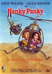 Hanky Panky (Una fuga muy chiflada) (1982)