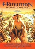 Hánuman, la leyenda del dios mono (1998)