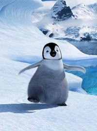 Bailando sobre el hielo