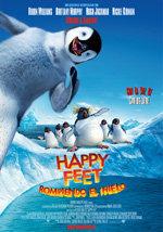 Happy Feet. Rompiendo el hielo