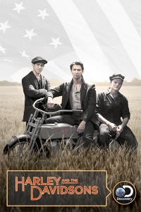 Harley and the Davidsons: La historia detrás del nombre (2016)