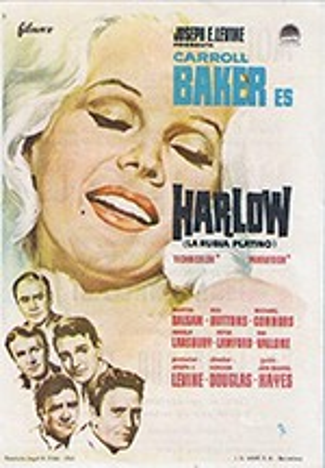 Harlow, la rubia platino (1965)