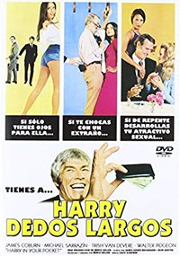 Harry Dedos Largos (1973)
