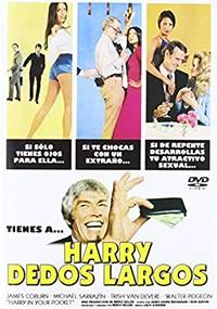 Harry Dedos Largos (1973)