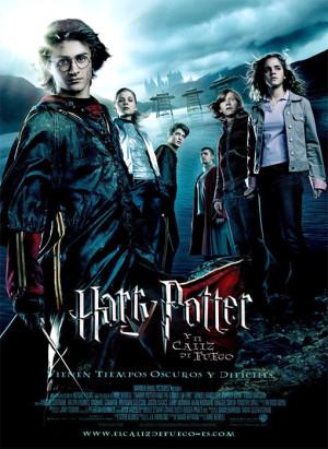 Harry Potter y el cáliz de fuego - Película - decine21