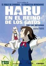 Haru en el reino de los gatos (2002)