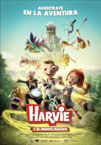 Harvie y el Museo Mágico (2017)