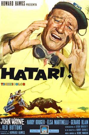 ¡Hatari! (1962)