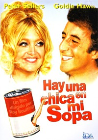 Hay una chica en mi sopa (1970)