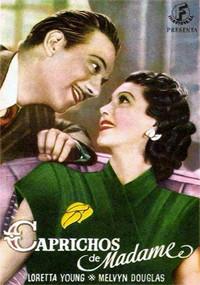 Caprichos de madame (1940)
