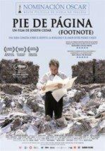 Pie de página (Footnote) (2011)