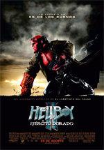 Hellboy 2. El ejército dorado (2008)