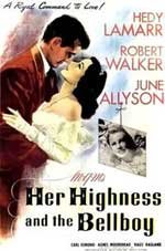 Her Highness and the Bellboy