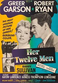 Her Twelve Men (1954)