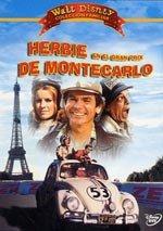 Herbie en el Gran Prix de Monte Carlo