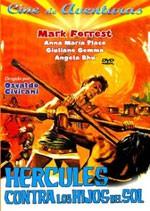 Hércules contra los hijos del sol (1964)