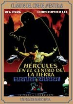 Hércules en el centro de la tierra