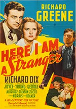 Here I Am a Stranger (1939)