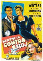 Herencia contra reloj (1954)