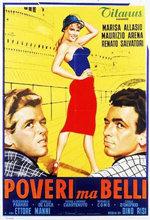 Pobres, pero guapos (1957)