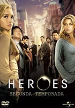 Héroes (2ª temporada) (2007)