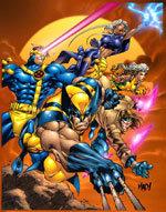 ¿Primos de los X-Men?