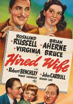 Hired Wife (1940)