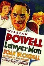 Hombre de leyes (1932)