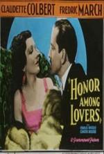Honor entre amantes (1931)