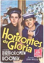 Horizontes de gloria (1938)