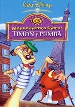 ¡Hoy comemos fuera! Timon y Pumba