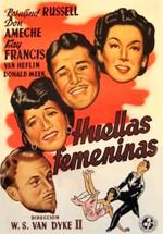 Huellas femeninas (1941)