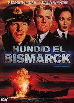 ¡Hundid el Bismarck! (1960)