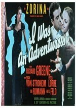 I was an adventuress (1940)